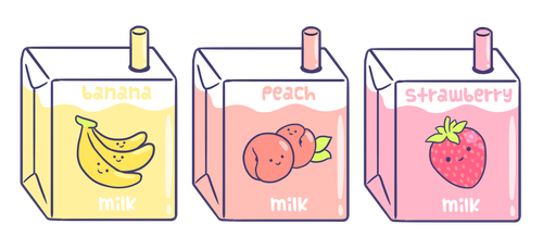 milk boxes by Tinkalila