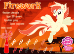Firework ref. by CathyNoire