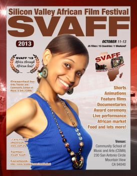 Svaff-cover by okanime