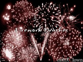 Firework Brushes by DoaC-Res