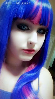 Stocking Anarchy [Makeup Test] -5- by JaiMizuki