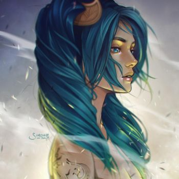 Sona by simoneferriero