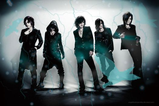 The Gazette by 30-seconds-to-anime
