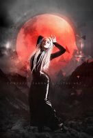 Bloody moon by Aeternum-designs