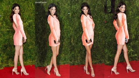 Kendall Jenner Attends The 2015 Tony Awards by gmrjr59