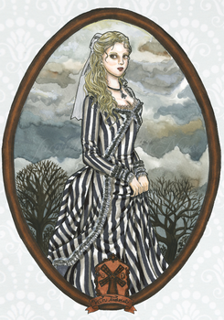 The Girl From Sleepy Hollow by Foxy-Lady-Jacqueline