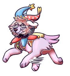Happiest Of All The Happy by MythologicalCarrot