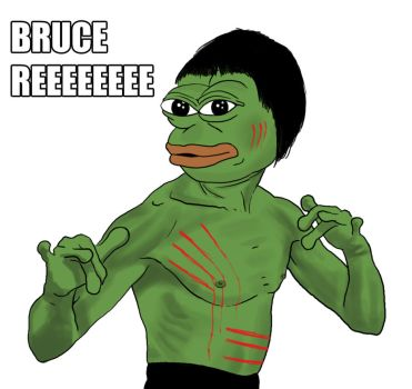 Bruce Reeeeee by Vrulovrith
