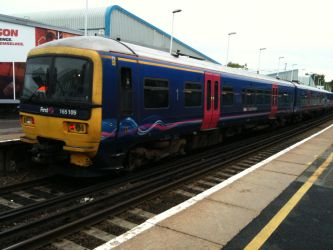 First Great Western Class 165 Networker Turbo by Vulcan-UK