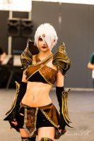 Female Monk #3 - Diablo III by Scarlatta93