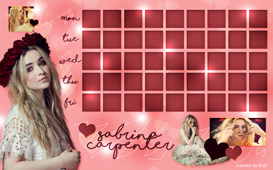 Timetable ft. Sabrina Carpenter by PetulaT