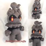 Marshadow Pokmon Custom Plush