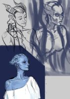 more sketches by LuckyFK