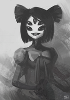 Muffet by JackieHinny