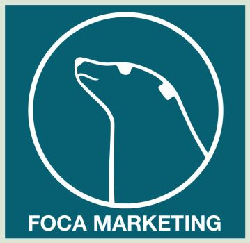 Logo Foca Marketing by rosye