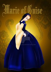 Marie of Guise by MathildeE