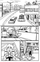 Death Valet chapter 1 Page 2 by IADM