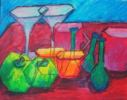double object still life by abflabby