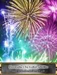 Fireworks high resolution 2 by LoRdaNdRe