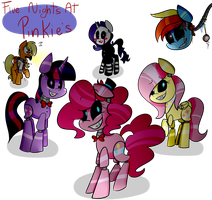 Five Nights at Pinkies by BefishProductions
