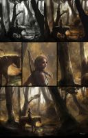 Forest ride - Step by step by PapayouFR
