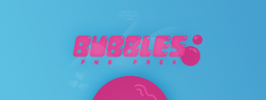 Png Bubbles pack by hxwlett