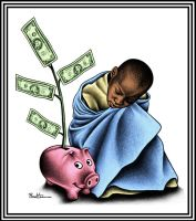 The Poorest of the Poor... by BenHeine