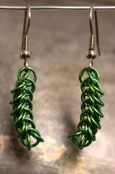 Green Lobster Tails by cshake