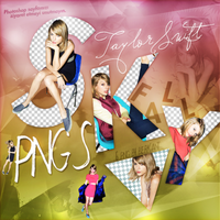 Taylor Swift Png Pack #19 by Fenty34000