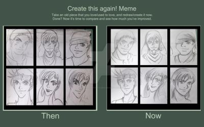 Before and After Meme by ElberethStargazer