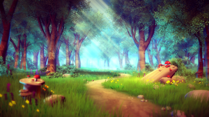 Dreamscapes - Scene 03 by betasector