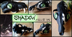 Skullpainting: Shadow kills ya! by Kaarhai