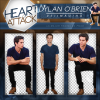+Dylan O'brien|Pack Png by Heart-Attack-Png