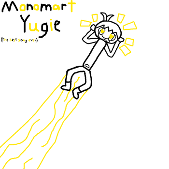 Monomart Yugie!!!!!!!!!!!!!!!!!!!!!!!!!!!!!!!!!!!! by AnthonVenor