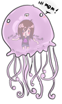 Jellyfish your MOM by Karuimimi