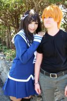 Tohru and Kyo! by Becs-Cos-Wonderland