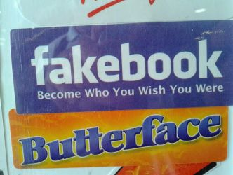 Fakebook Butterface by DJRaybeez1982