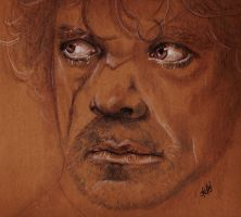 Tyrion Lannister by YvyB13