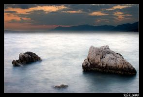 Makarska Sunset xyz 4 by Klek
