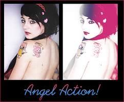 Action_Angel by Bublla