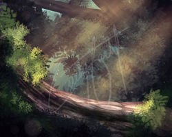 Forest Branch by PlumiiraCreature