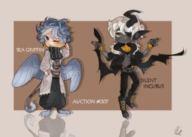 Auction #7 [CLOSED] Points/Paypal by Acemayjo