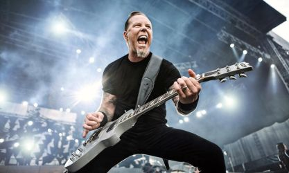 Metallica I by HenriKack