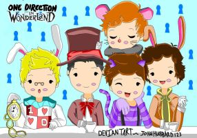 One Direction in Wonderland by OneDirectionFanJohn