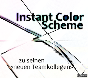 Instant Color Scheme by TheatreAyoo