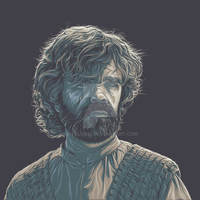 Tyrion Lannister by kyouzins