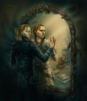 Anders and Justice by Ilnere