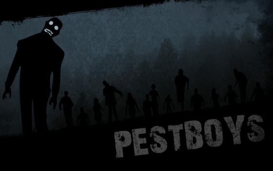 PestBoys - Zombies Wallpaper by PBStuKKa