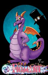 Figment Print by RossHughes