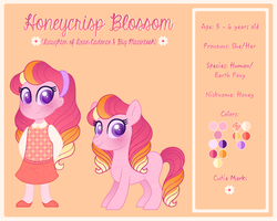 Honeycrisp Tales: Reference by CarouselUnique